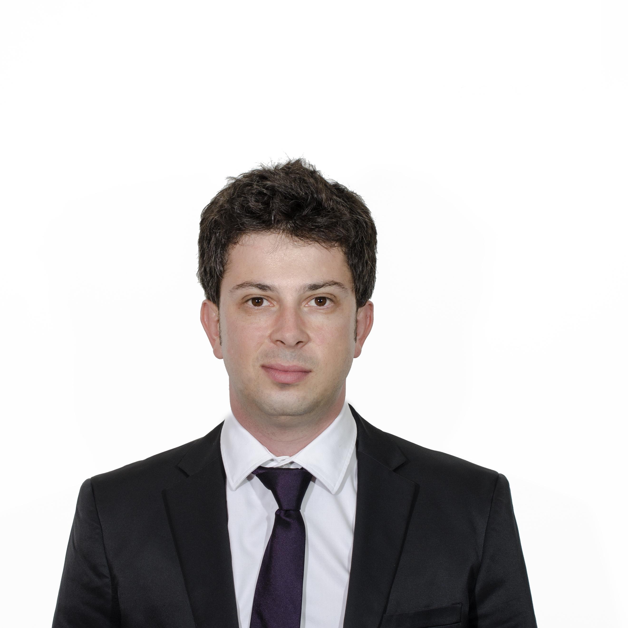 Evgeny Cherkassky, CFO